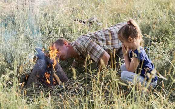 How Long Does it Take to Start a Fire by Rubbing Two Sticks Together?